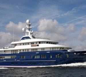 Yacht NORTHERN STAR is Winner of BEST DISPLACEMENT MOTOR YACHT World Superyacht Awards 2010