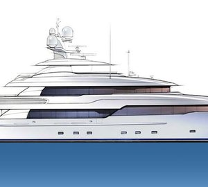 Delta Yachts Launch Superyacht SILVER SHALIS 2010