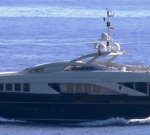 Heesen launches their 3700 Yacht Willpower