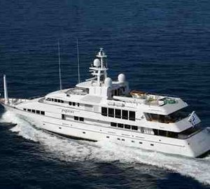 Feadship Yacht PEGASUS Wins Refit of the Year at Superyacht Wards