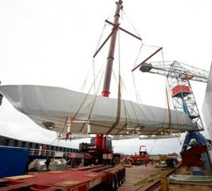 Moonen Yachts to complete Dixon 120 superyacht