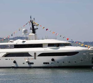 CRN Yacht KATE Launched