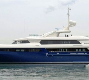 Superyachts launched in May 2010