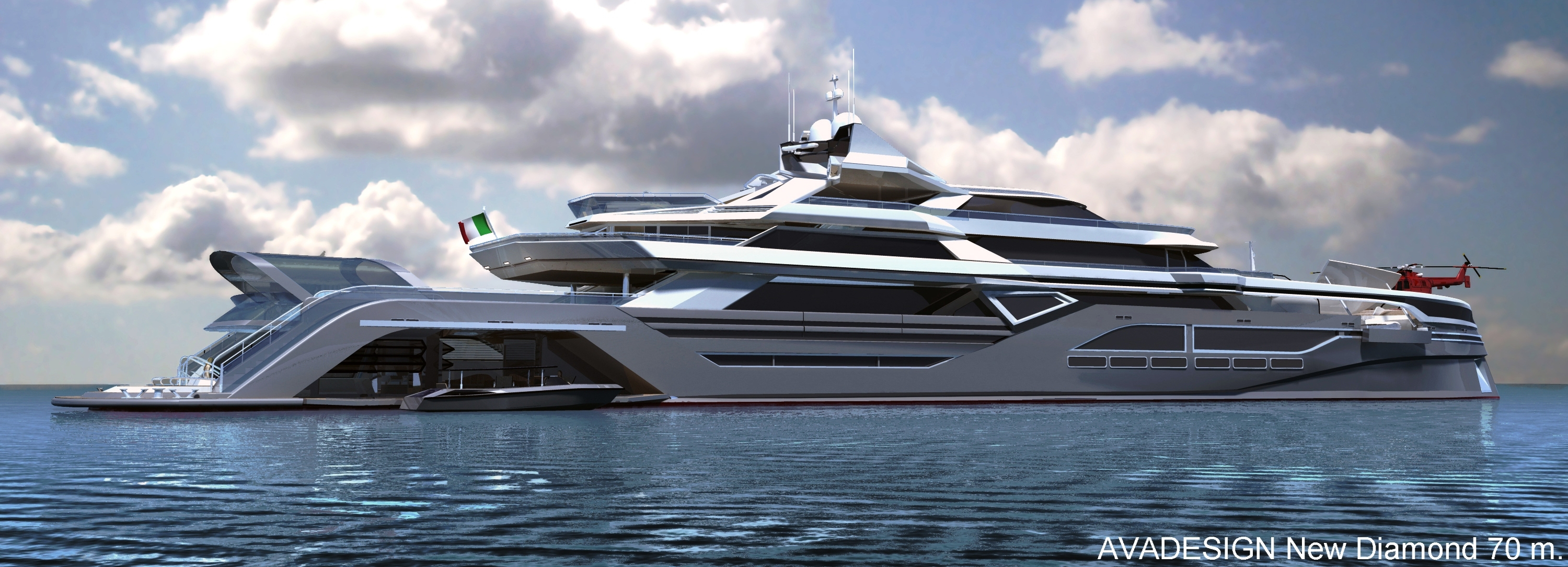 boat water toys with 70m New Diamond Superyacht Motor Yacht Profile on 70m New Diamond Superyacht Motor Yacht Profile as well Sealegs likewise Patriot Th610 Off Road Toy Hauler C er Trailer together with Elastigirl Mrs Incredible The Incredibles Helen Parr also Stealthspeedboat.