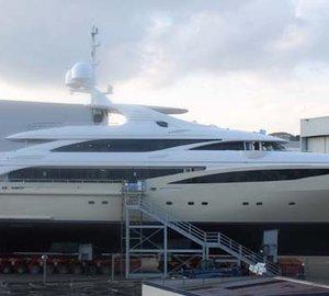 The New ISA 630 Superyacht Kolaha