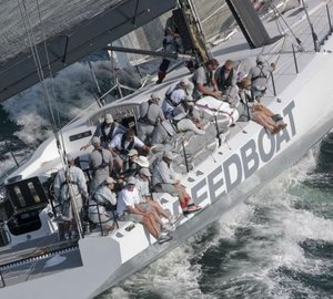 Newport Bermuda Race: Speedboat leads Fleet