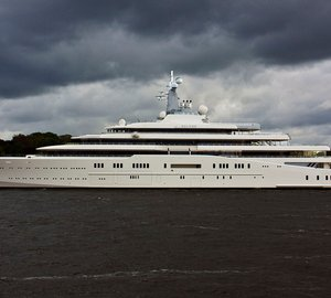 Photos of the Largest Superyacht ECLIPSE