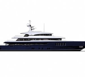 62m Motor yacht Midlandia by ICON Yachts on schedule to launch in 2012