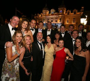 Prince Albert II of Monaco offers his Patronage to Bal d'Oceana at the Rendezvous in Monaco 2010