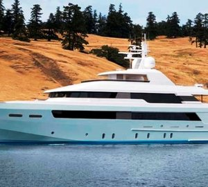 Project Monarch Yacht to be completed by Delta Marine with Caterpillar