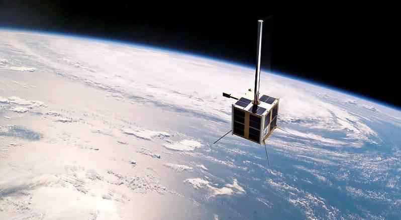 AISSat-1 Kongsberg Satellite Services
