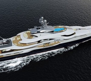 Super Yacht ATTESSA IV to be unveiled in October