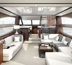 3 new Princess Yachts unveiled at Southampton International Boat Show