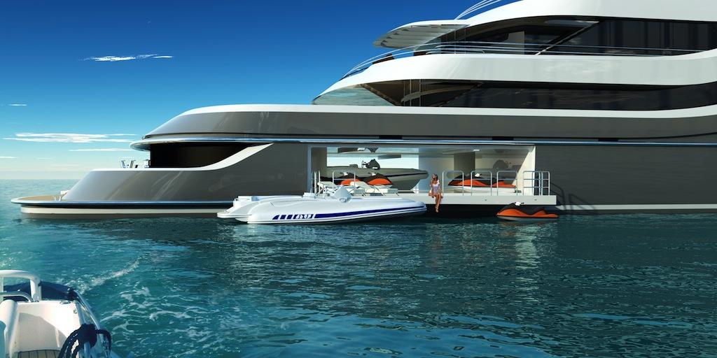 Motor Yacht Orchid Tender Image Courtesy Of Luiz De