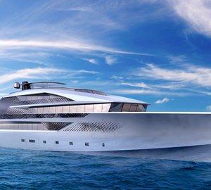 Super Yacht AURORA by Adam Voorhees