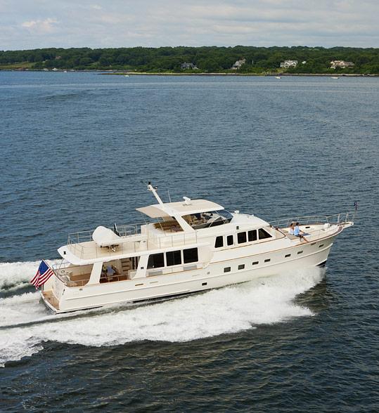 Grand Banks 72 Aleutian SC Motor Yacht