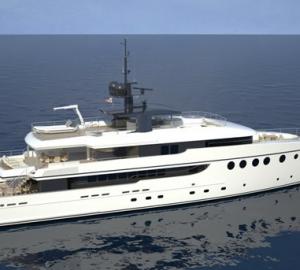 New Kingship 156 yacht design