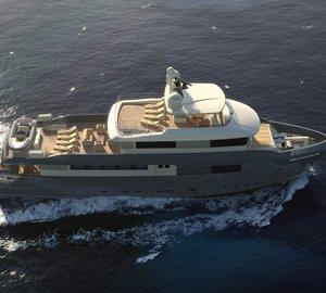 Hydro Tec designed Super Yacht HT 116' Explorer