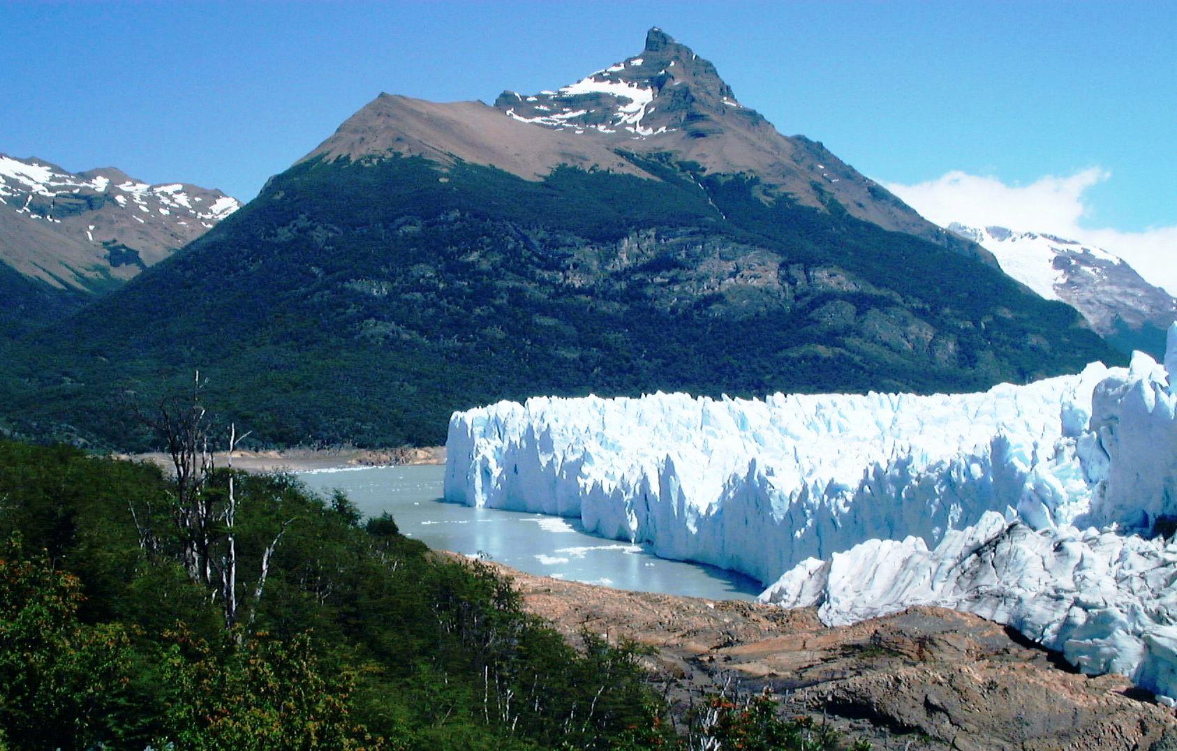 Moreno Glacier, Patagonia, Argentina