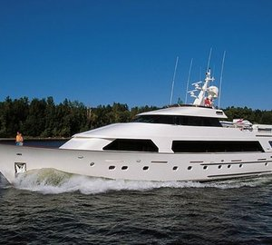 Christensen Superyacht Emerald Isle for Auction