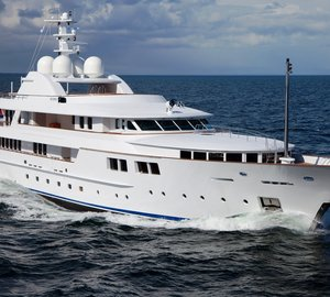 Nobiskrug delivers Motor Yacht Jamaica Bay