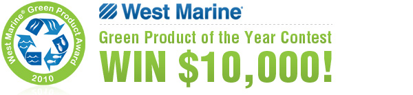 West Marines Green Product of the Year Contest
