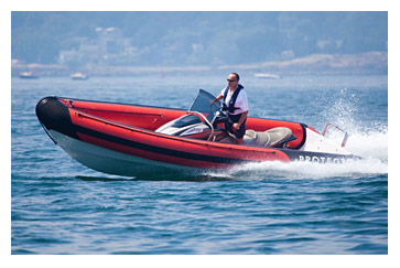 Protector yacht tender JET 20′ — Yacht Charter & Superyacht News