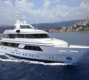 SuperYacht GO at the 2010 Monaco Yacht Show