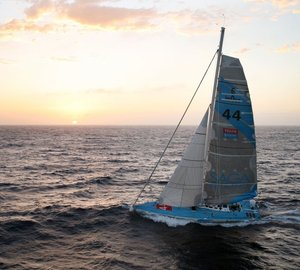 Velux 5 Oceans - Image Credit onEdition