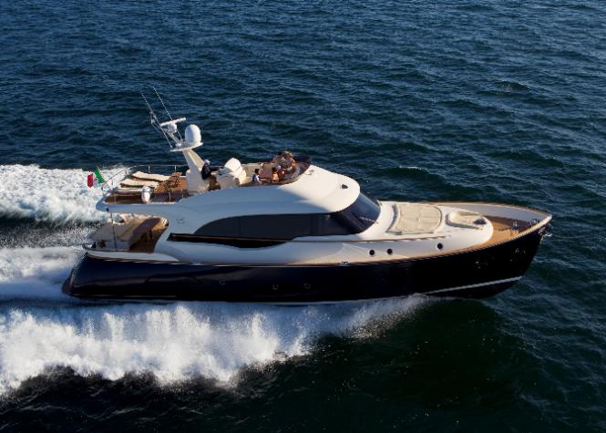 Dolphin 74' Cruiser Credit Ferretti Group