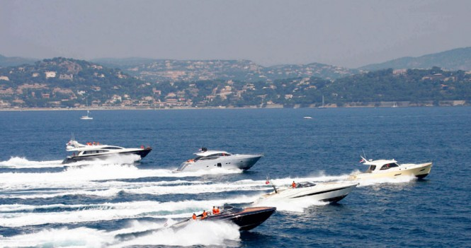 Easea Trial by Ferretti Group – Image credit to Ferretti Group