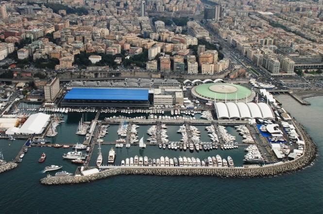 Genoa Boat Show  - Credit Genoa Boat Show