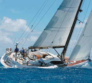 Oyster Marine signs preferred supplier agreement with Raymarine for Oyster Yachts