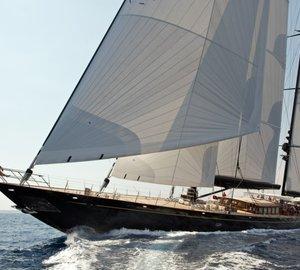 Vitters sailing yacht Marie sets sail for Caribbean.