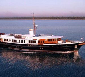 Charter yacht SYCARA IV by Burger wins the ShowBoats Design Award 2010