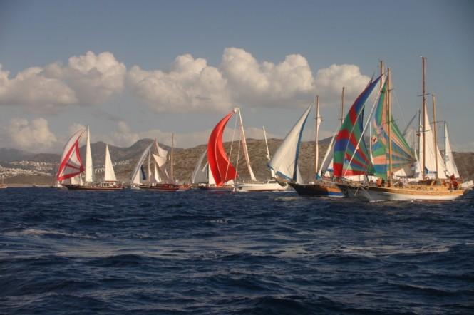 22nd Bodrum Cup International Wooden Yacht Regatta — Yacht ...