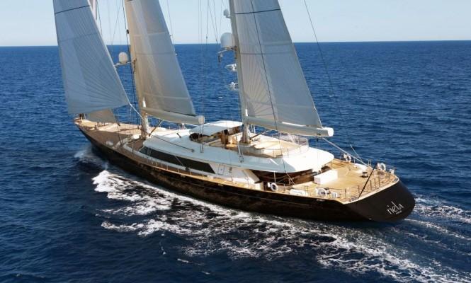 Luxury Sailing Yacht Riela