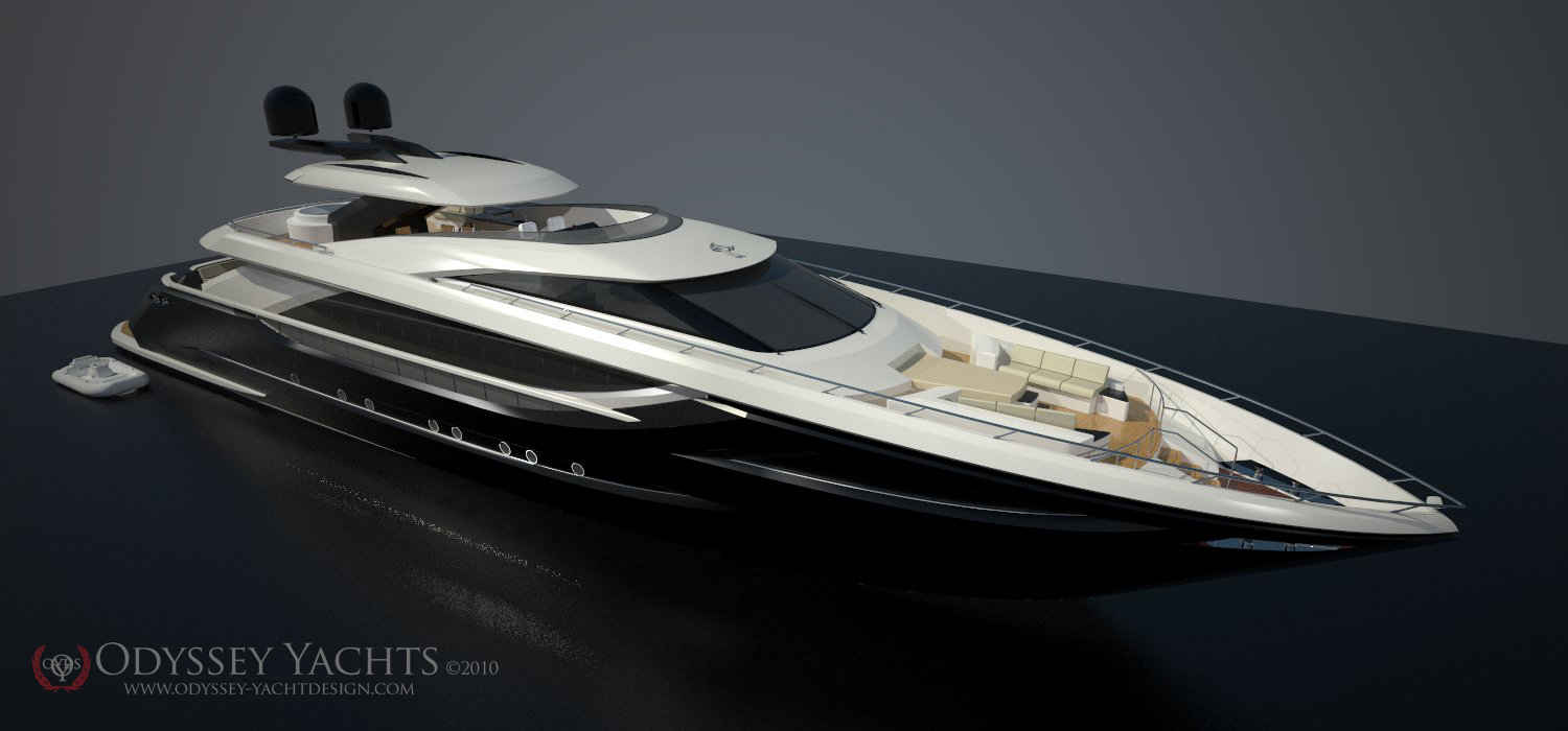 Do It Yourself Home Design: Odyssey Yacht Design