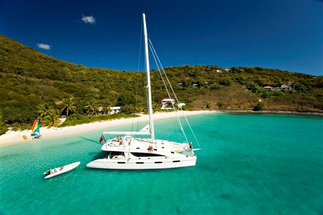 British Virgin Islands Charter Yacht Show