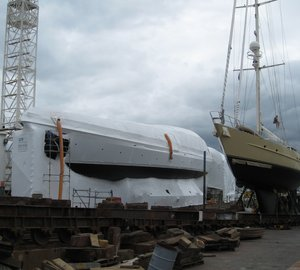 Sailing yacht Kaori by Palmer Johnson completes Refit in New Zealand