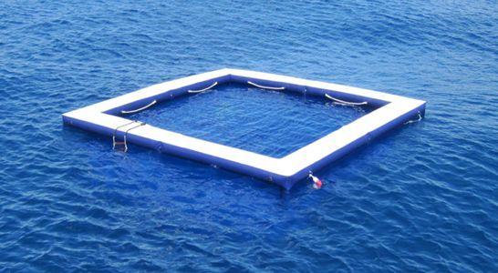 Henshaw Inflatables Sea Pool And Inflatable Jet Ski Dock