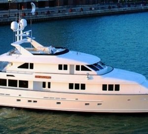 Burger Boat launches 43.3m (142ft) motor yacht Lady Gayle Marie