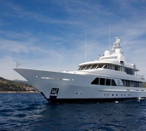 Feadship Motor yacht Go to attend Yacht and Brokerage Show in Miami Beach