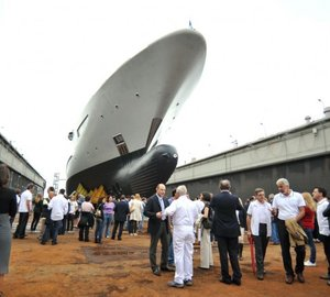 Largest 10 motor yachts launched in 2010