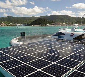 MS TÛRANOR PLANETSOLAR to arrive in Cartagena, Columbia