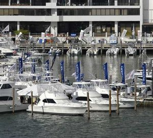 70th Annual Miami International Boat Show and Strictly Sail Miami 2011