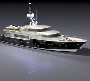 Diverse Projects and LOMOcean Design unveil 35m & 40m BP Motor Yacht Designs