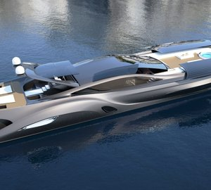 Strand Craft 166 Motor Yacht by Gray Design