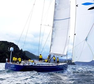 ARC 2010 : Swan 80 sailing yacht Berenice receives Line Honours