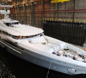 LIMITED EDITIONS AMELS 212 SUPERYACHT LAUNCHED